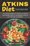 Atkins Diet Plan 2019 2020 Book PDF