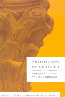 Christianity at Corinth