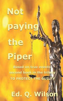 Not Paying the Piper Book