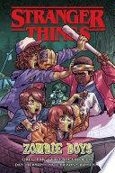 Stranger Things Zombie Boys Graphic Novel