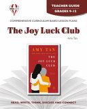 The Joy Luck Club Novel Units Teacher Guide