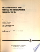 Foreign Social Science Bibliographies
