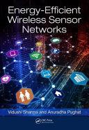 Energy Efficient Wireless Sensor Networks Book