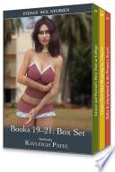 Indian Sex Stories Books 19-21: Box Set