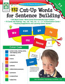 332 Cut-up Words for Sentence Building