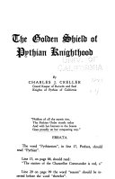 The Golden Shield of Pythian Knighthood