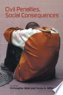 Civil Penalties  Social Consequences