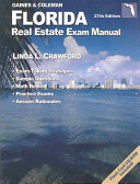 Florida Real Estate Exam Manual