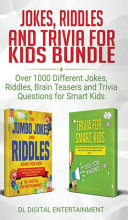 Jokes  Riddles and Trivia for Kids Bundle