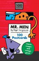 Mr Men 100 Postcards