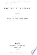 Fo c s le Yarns Book