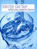 Water On Tap What You Need To Know Book PDF
