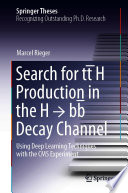 Search for    rm t bar t H    t t    H Production in the    rm H to b bar b     H     b b    Decay Channel