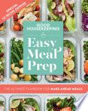 Good Housekeeping Easy Meal Prep Free 12 Recipe Sampler
