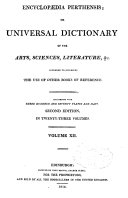 Pdf Encyclopaedia Perthensis; Or Universal Dictionary of the Arts, Sciences, Literature, &c. Intended to Supersede the Use of Other Books of Reference
