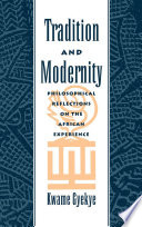 Tradition and Modernity Book PDF