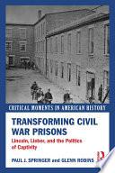 Near Andersonville Winslow Homer's Civil War [Pdf/ePub] eBook