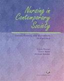 Nursing in Contemporary Society