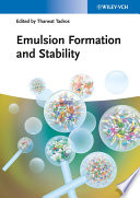 Emulsion Formation and Stability Book