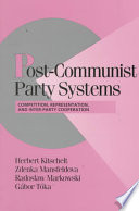 Post Communist Party Systems