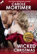 Wicked Christmas (Regency Sinners 8)