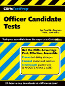 Pdf CliffsTestPrep Officer Candidate Tests