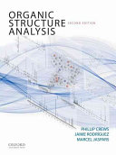 Organic Structure Analysis Book PDF