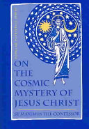 On the Cosmic Mystery of Jesus Christ