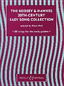 The Boosey & Hawkes 20th Century Easy Song Collection