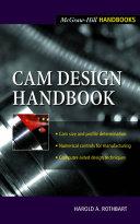 Cam Design Handbook Pdf/ePub eBook