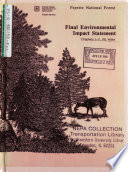 Payette National Forest N F Land And Resource S Management Plan Lrmp
