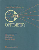 Clinical Procedures in Optometry