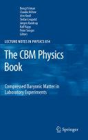 The CBM Physics Book
