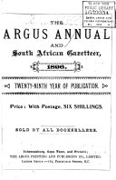 The Argus Annual and South African Directory