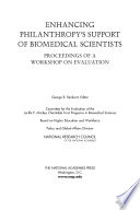 Enhancing Philanthropy S Support Of Biomedical Scientists