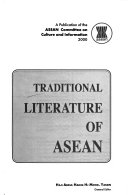 Traditional Literature of ASEAN