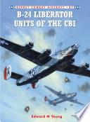 B 24 Liberator Units of the CBI
