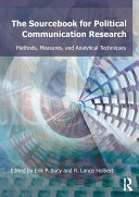 Sourcebook for Political Communication Research