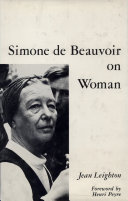 Simone de Beauvoir on Woman