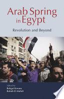 Arab Spring in Egypt