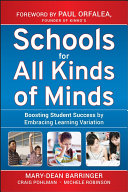 Pdf Schools for All Kinds of Minds