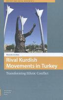 Rival Kurdish movements in Turkey: transforming ethnic conflict