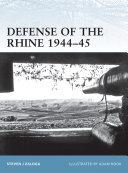 Defense of the Rhine 1944   45