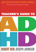 Teacher's Guide to ADHD Pdf/ePub eBook