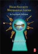 High-Security Mechanical Locks [Pdf/ePub] eBook