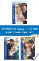 Harlequin Special Edition September 2015 - Box Set 1 of 2