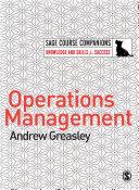 Operations Management Pdf/ePub eBook