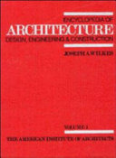 Encyclopedia Of Architecture Book PDF