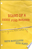 Diary of a Hedge Fund Manager Book