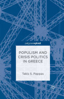 Populism and Crisis Politics in Greece